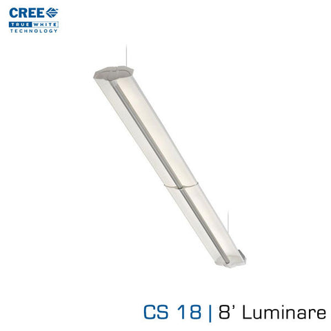 CREE CS 18 8' LED Linear Low Bay Luminare