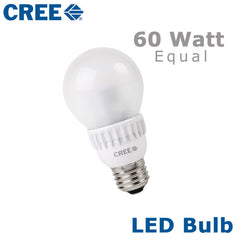 CREE LED Bulb - 9 Watt - 60 Watt Equal