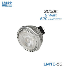 CREE LM16 - 50 Watt Equal - LED MR16