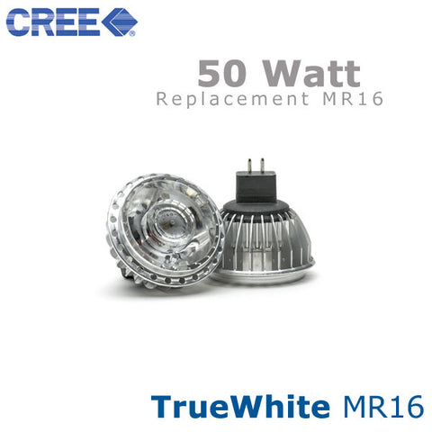 CREE TrueWhite Series MR16