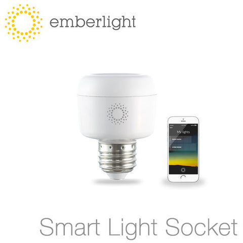 a3630938aef2 Emberlight WiFi Controlled Smart Light Socket