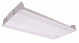 Euri 2x4 LED Recessed Troffer - 42 Watts - 4300 Lumens - 0-10V Dimming - 4000K