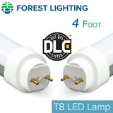 Forest Lighting 19 Watt - 4 Foot - T8 T12 LED Tube Light - DLC Qualified