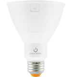 GREEN CREATIVE Titanium Series 4.0 - PAR30 - Longneck - 12.5 Watt - 75 Watt Replacement - Dimmable - High CRI - Fully Enclosed Rated