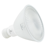 GREEN CREATIVE Titanium Series 4.0 - PAR38 - GU24 - 17 Watt - 120 Watt Replacement - Dimmable - High CRI - Wet & Outdoor Rated - Fully Enclosed Rated
