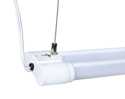 light led linear alcon commercial beam foot pendant architectural suspension mount lighting fixture