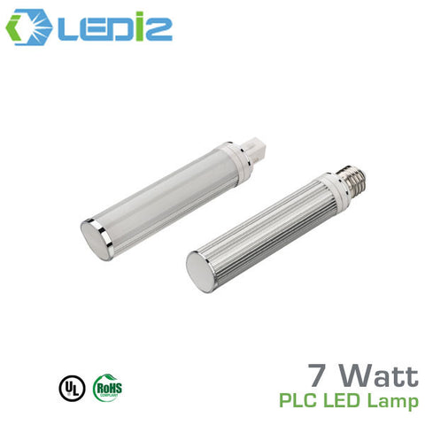 LEDi2 - 7 Watt - 600 Lumens - PL Series - CFL Replacement Lamp