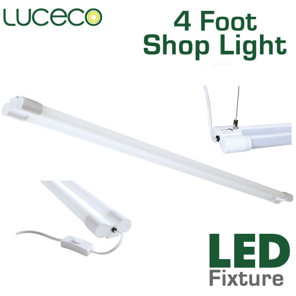 Store Light Fixtures: LED Shop Lights For Sale