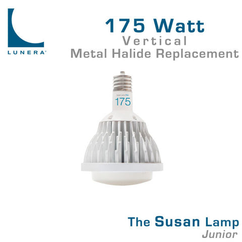 Lunera Susan Lamp Junior 175 Watt Metal Halide Replacement