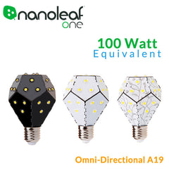 Nanoleaf One - 12 Watt - 100 Watt Equivalent - Omni-Directional LED Bulb