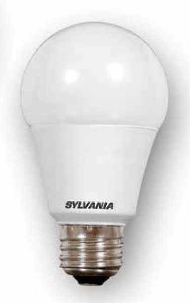 Led A19 Bulb 60 Watt Equal Sylvania Led10a19 73017 Earthled Com