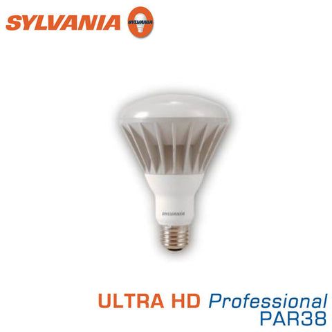 Sylvania Ultra LED BR40 - 120 Degree - 2500K