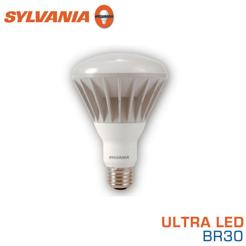 Sylvania Ultra LED BR30 12 Watt - 65 Watt Equal - 2700K