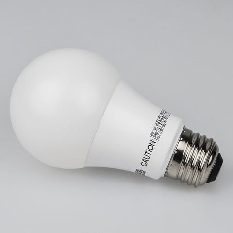 led light bulb thinklux a19 60w equal dimmable earthled com