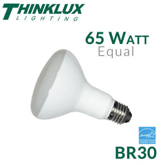 Thinklux LED BR30 - 12 Watt - 65 Watt Equal - Dimmable Flood