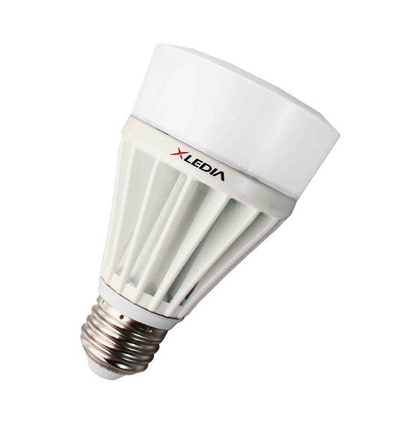 Led Bulbs For Enclosed Fixtures: 125 Watt Equal A19 LED For Fully Enclosed