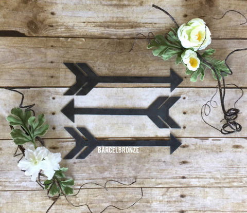 Small Arrow Set of 3