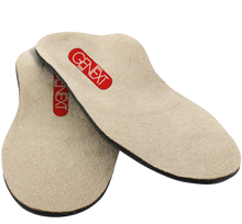 Genext Orthotics-Neutral Heel with Metatarsal Pad / Full Orthotics Arch Supports