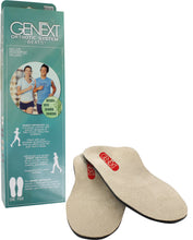 Genext Orthotics-Posted Heel/ Full Orthotics Arch Supports