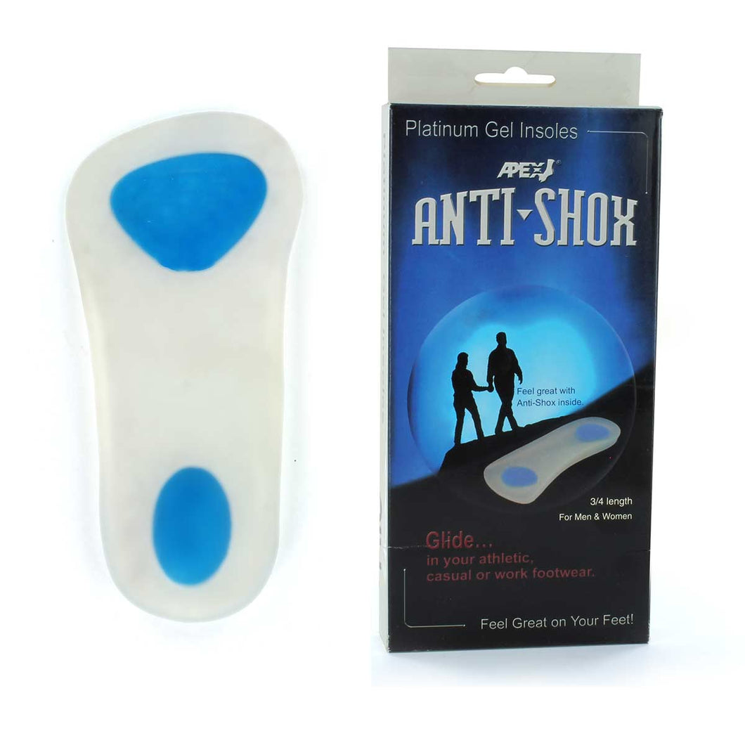 Apex Anti Shox Insoles