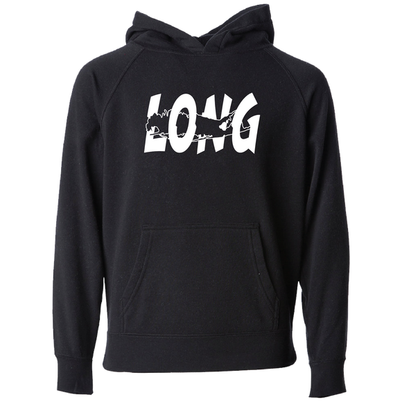 LI Offset Youth Hoodie (Black)