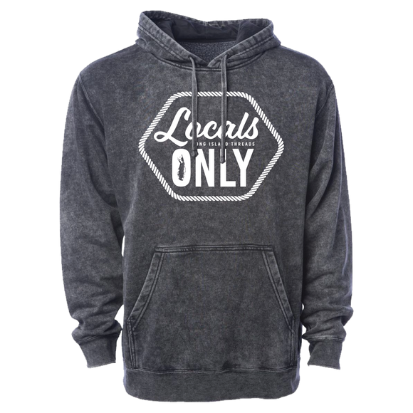 Long Island Local Mineral Wash Hoodie