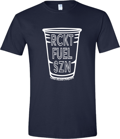 Rocket Fuel Season Tee (Navy)