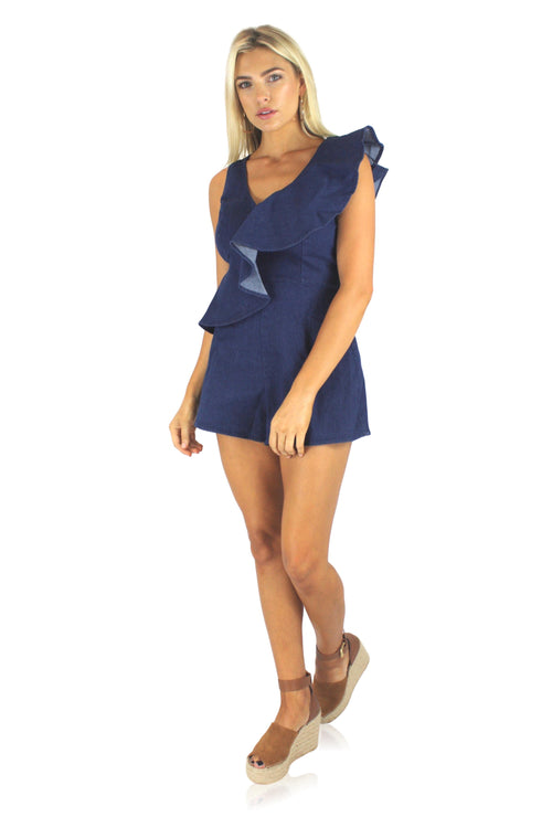 BILLY JEAN ROMPER