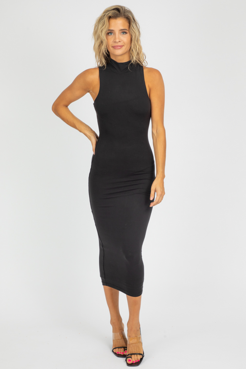 MOCK NECK DOUBLE LAYERED MIDI