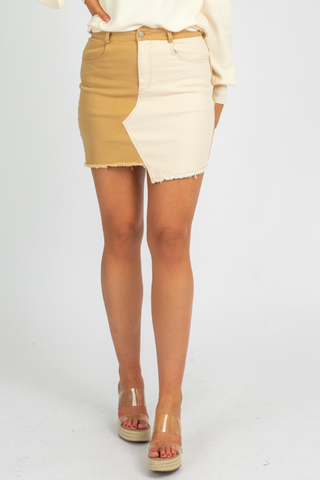 HIGH NECK RUCHED MIDI DRESS