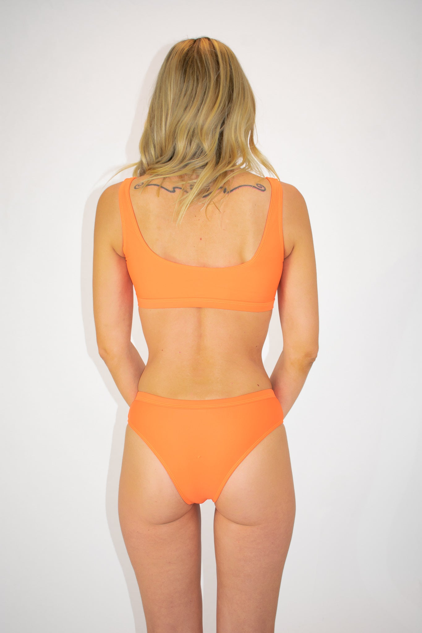 NEON BUCKLE BIKINI BOTTOM / FINAL CLEARANCE