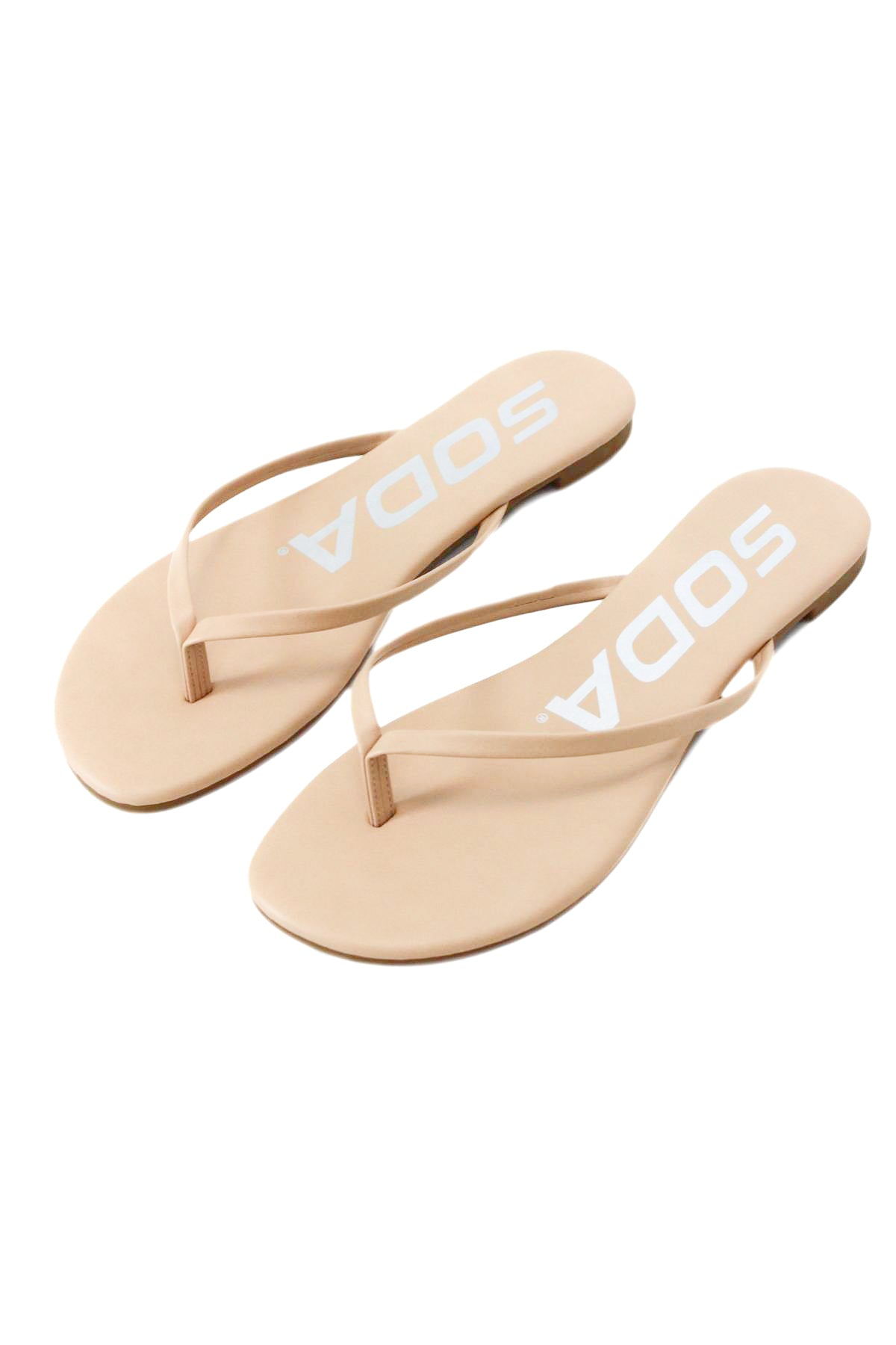THE PERFECT NUDE FLIP FLOP