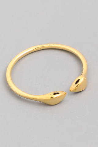 LIGHTNING BOLT DAINTY RING