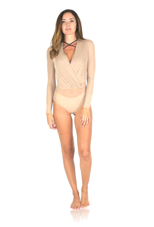 IN THE NUDE BODYSUIT