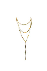 LIDO NECKLACE IN GOLD
