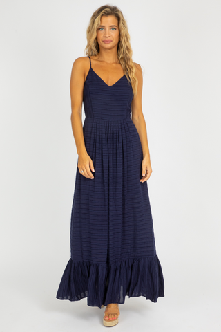 SWIRL OFF SHOULDER MAXI SET
