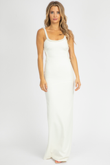 LIKELY PEARL EMBELLISHED ENZO GOWN