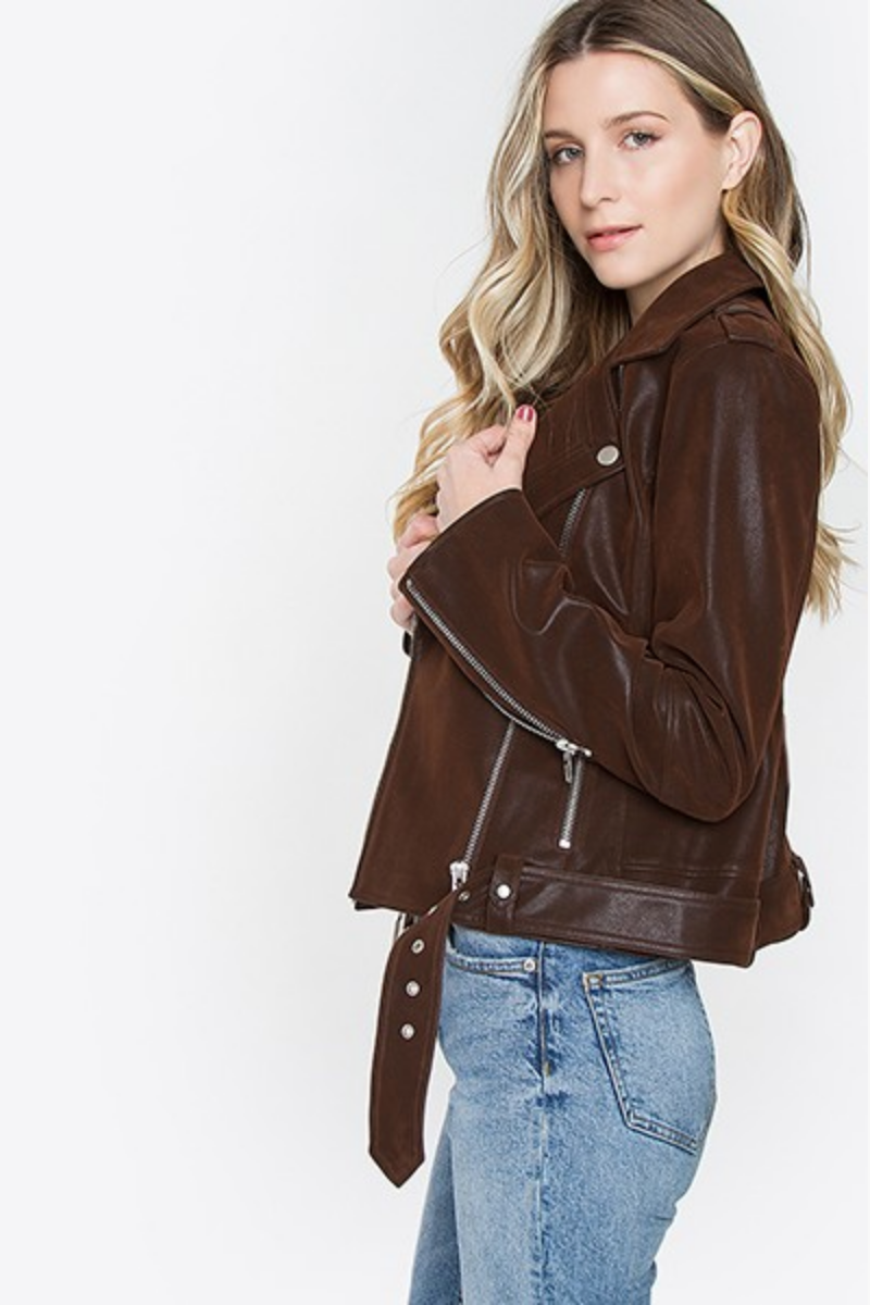HAVE MERCY MOTO JACKET / FINAL CLEARANCE