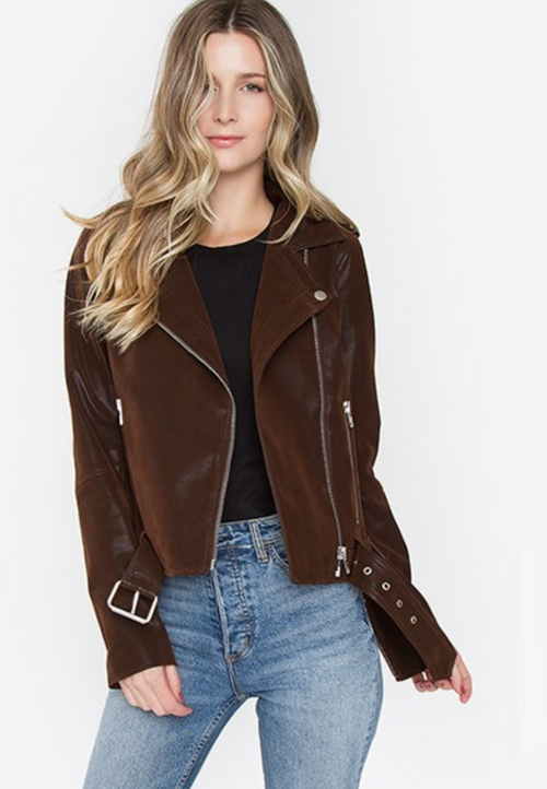HAVE MERCY MOTO JACKET