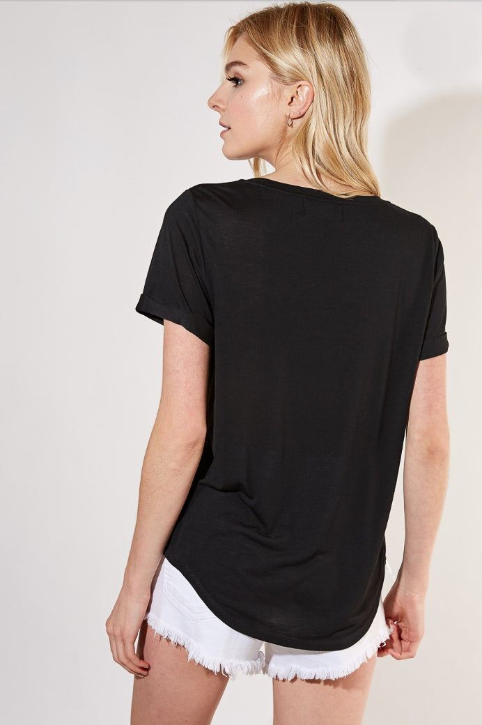 HOLY GRAIL BLACK TEE