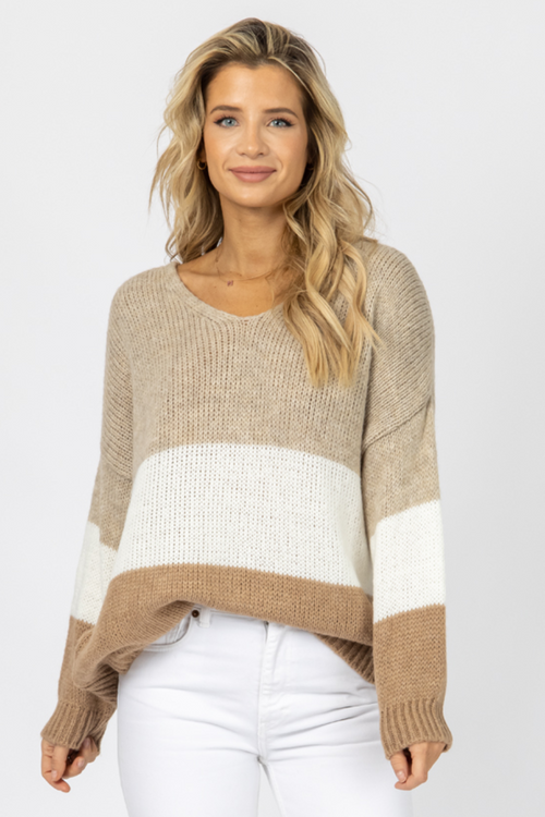 TRIPLE NEUTRAL CROCHET KNIT