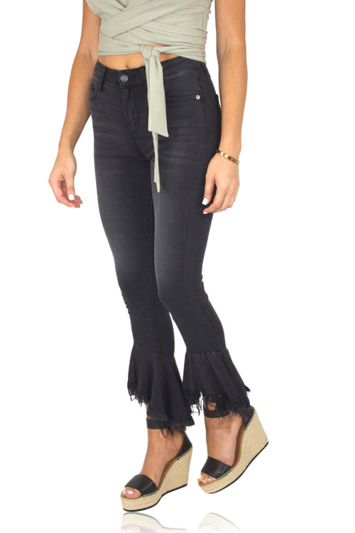 BLAZE DENIM IN BLACK