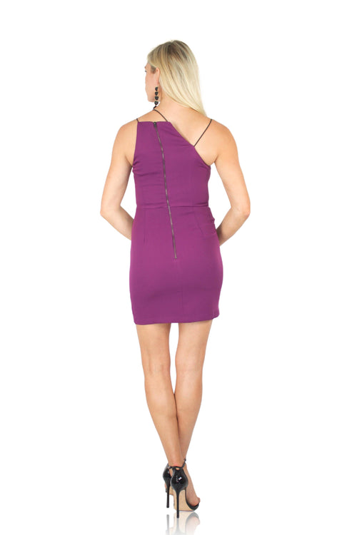 JIMMYZ MIDI IN PLUM