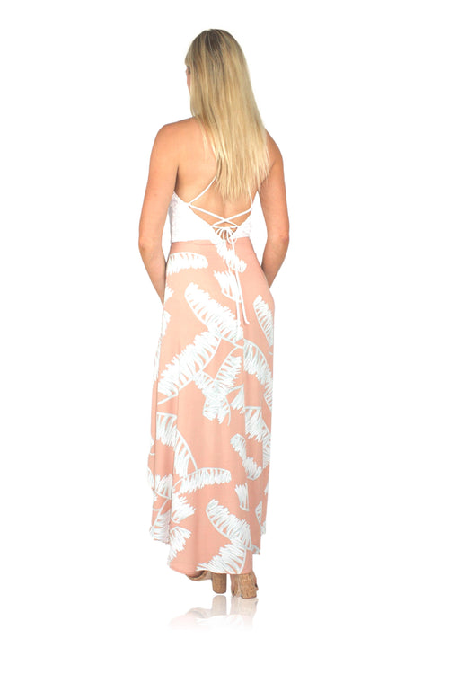LIGHT AS A FEATHER MAXI