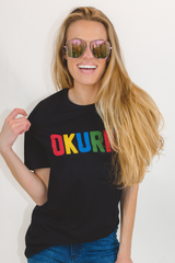 OKURRR TEE (multiple colors)