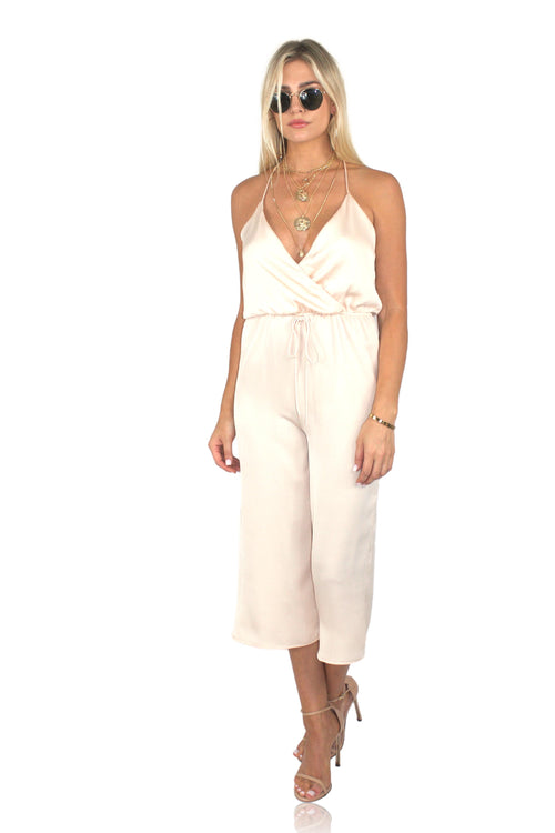 POP FIZZ CLINK JUMPSUIT