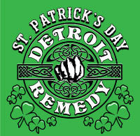 St. Patrick's Remedy Fist 2013