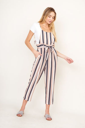 Summer Skies Overall Jumpsuit