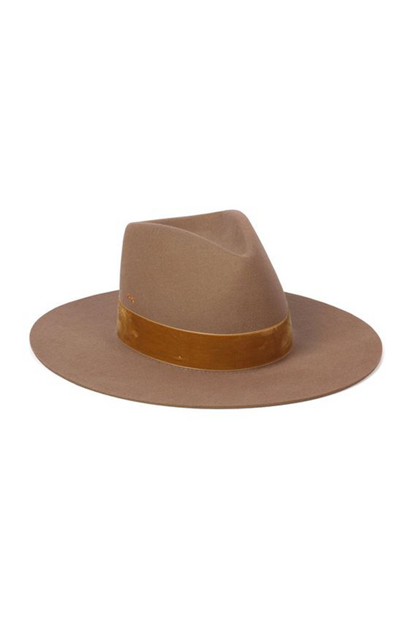 Benson Tri Fedora by Lack of Color