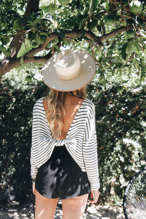 Sierra Striped Sweater